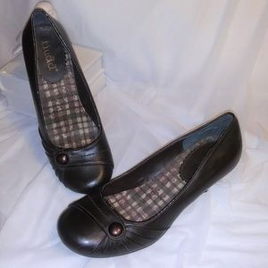 """Mudd """"Moria"""" heels"""
